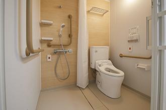 LDR室(シャワー・トイレ)