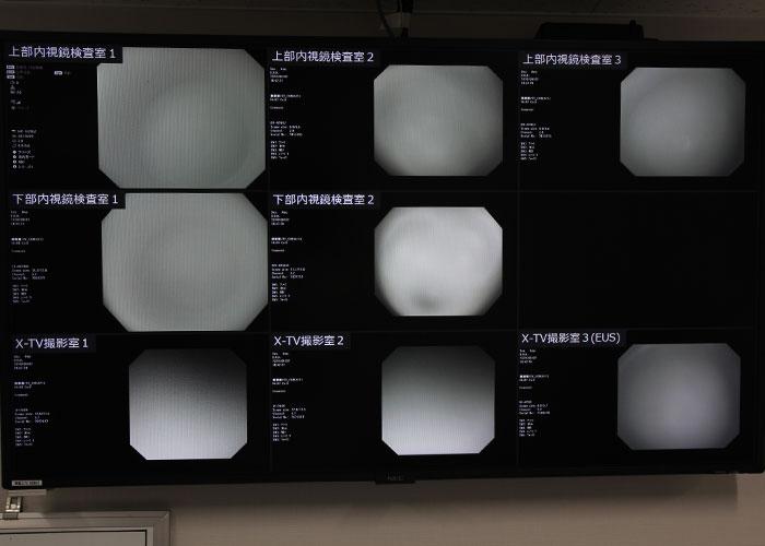 全内視鏡画像集中管理システム